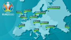 УЕФА задумал изменить список городов-хозяев Евро
