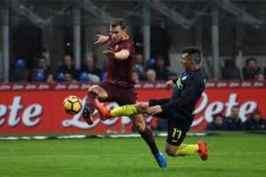 Прогноз на матч «Интер» — «Рома»