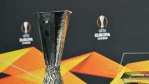 еврокубковый финал 2021 года матч Лиги Европы