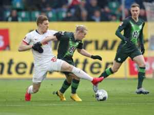 Прогноз на матч «РБ Лейпциг» — «Вольфсбург»