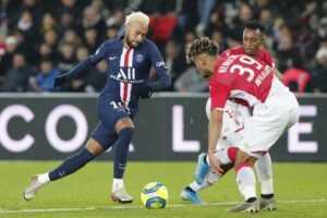 Прогноз на матч «Монако» — «ПСЖ»
