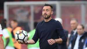 Тренер «Сассуоло» продолжит карьеру в «Шахтере»