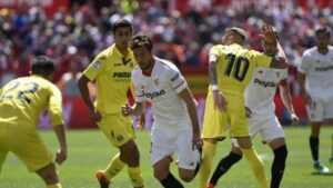 Прогноз на матч «Вильярреал» — «Севилья»