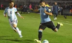Прогноз на матч Аргентина — Уругвай