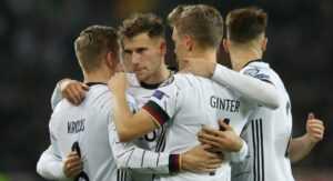 Прогноз на матч Германия — Венгрия