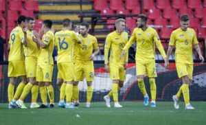 Прогноз на матч Украина — Северная Македония