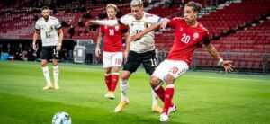 Прогноз на матч Дания — Бельгия