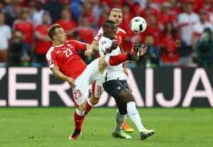 Прогноз на матч Франция — Швейцария