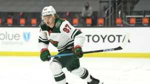 Капризов выиграл борьбу за титул лучшего новичка НХЛ
