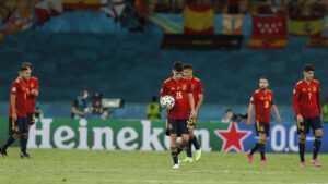 Прогноз на матч Словакия — Испания