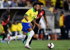 Прогноз на матч Перу — Бразилия