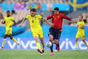 Прогноз на матч Швеция – Словакия