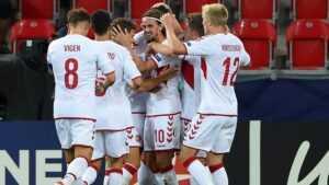 Прогноз на матч Чехия — Дания