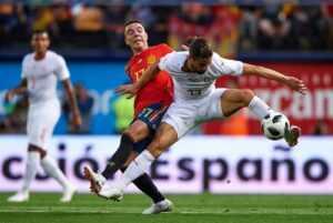 Прогноз на матч Швейцария — Испания