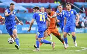 Прогноз на матч Украина – Северная Македония