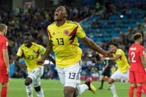 Прогноз на матч Колумбия — Венесуэла