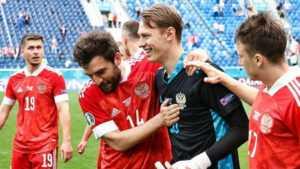 Прогноз на матч Россия – Дания