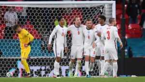 Англия стала самой скучной победительницей группы в истории Евро
