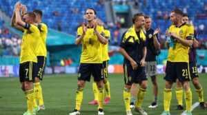 Прогноз на матч Швеция — Украина