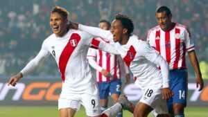 Прогноз на матч Перу — Парагвай