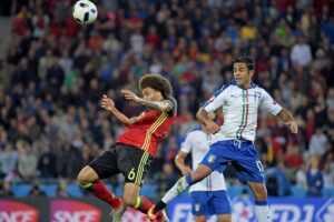 Прогноз на матч Бельгия — Италия