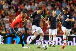 Прогноз на матч Хорватия — Испания