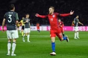 Прогноз на матч Англия — Германия
