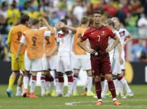 Прогноз на матч Португалия — Германия