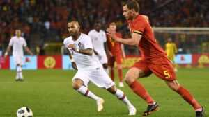 Прогноз на матч Бельгия — Португалия