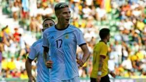 Прогноз на матч Аргентина — Эквадор