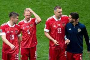 Прогноз на матч Россия — Дания