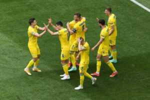 Прогноз на матч Украина — Австрия