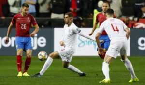 Прогноз на матч Чехия — Англия