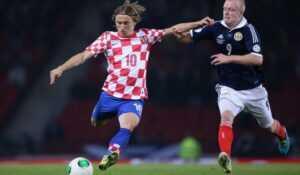 Прогноз на матч Хорватия — Шотландия