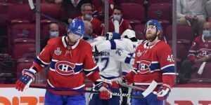 Прогноз на матч «Монреаль Канадиенс» — «Тампа-Бэй Лайтнинг»