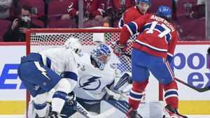 Прогноз на матч «Тампа-Бэй Лайтнинг» — «Монреаль Канадиенс»