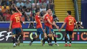 Прогноз на матч Египет — Испания