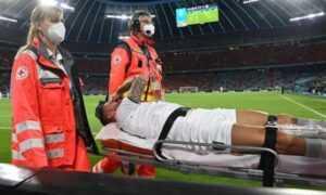 Из-за травмы на Евро Спинаццола пропустит почти год