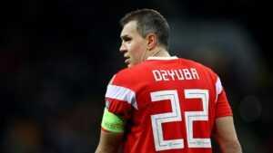 Капитаном сборной России заинтересовался «Фенербахче»