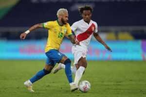 Прогноз на матч Бразилия — Перу