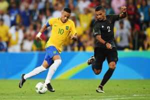 Прогноз на матч Бразилия — Германия