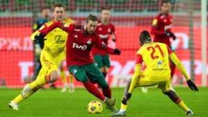 Прогноз на матч «Локомотив» — «Арсенал»