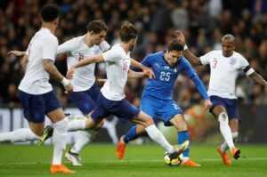 Прогноз на матч Италия — Англия