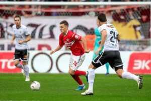 Прогноз на матч «Торпедо» — «Спартак-2»