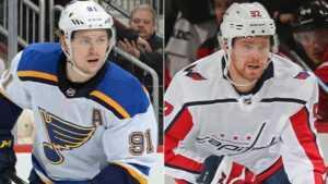 Клубы НХЛ решили обменять Тарасенко на Кузнецова