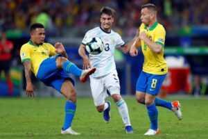 Прогноз на матч Аргентина — Бразилия