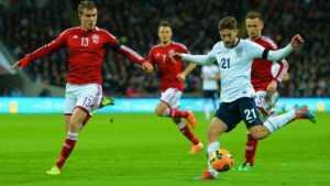Прогноз на матч Англия — Дания