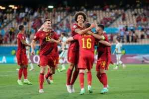 Прогноз на матч Бельгия – Италия