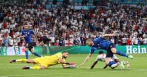 Британцы составили свою сборную прошедшего Евро