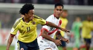Прогноз на матч Колумбия — Перу